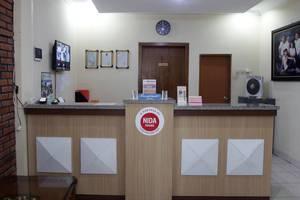 NIDA Rooms Yogyakarta Kenari Mandala - Resepsionis