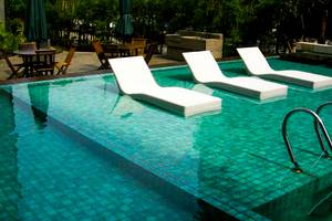 Grand Whiz Kelapa Gading - Swimming Pool