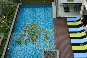Hotel Santika Mataram - Pool