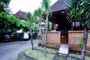 Dayu Beach Hotel Bali - Area parkir
