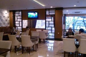 Sutan Raja Hotel Cirebon - Ruang makan