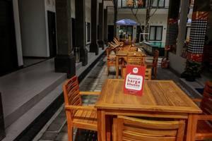 NIDA Rooms Kubu Anyar 43 Legian - Restoran