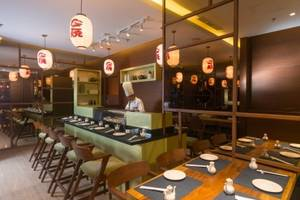 Sotis Residence Pejompongan Jakarta - Restaurant