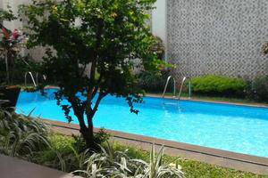 Elliottii Residence Duta Niaga Jakarta - Kolam Renang