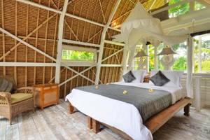 Jendela di Bali Villa Bali - Kamar tamu