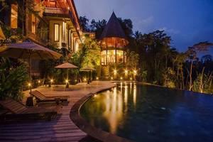 Udhiana Resort Ubud Bali - Kolam Renang