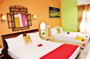 Nitada Premier Prambanan Yogyakarta - Family rooms