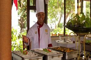 The Jayakarta Bali Beach Resort Bali - Prasmanan