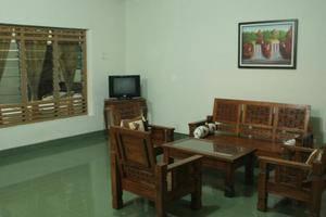 Maharani Guest House Yogyakarta - Ruang Tamu