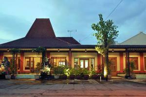 Maharani Guest House Yogyakarta - Tampilan Luar