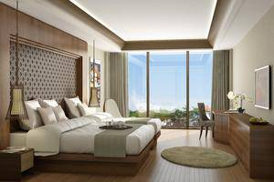 Golden Tulip Jineng Bali - Deluxe Room City View