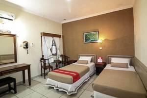 NIDA Rooms Pasar Kembang 61 Kraton - Kamar tamu