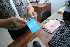 Airy STP Nusa Dua Palapa Satu 8 Benoa Bali - Reception