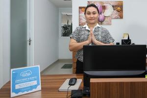 Airy STP Nusa Dua Palapa Satu 8 Benoa Bali - Lobby