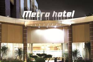 Metro Hotel Bekasi - Tampilan Luar Hotel