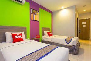 ZenRooms Taman Sari Hayam Wuruk - Tempat Tidur Double