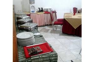 Hotel Yuriko Padang - Buffee di Restaurant