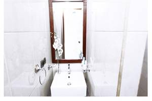 Kuldesak Villas Bandung Bandung - Kamar mandi