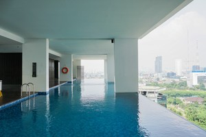 Luxury and Deluxe 2BR @ Satu8 Apartment By Travelio