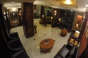 Harmonis Hotel Tarakan - Ruang tamu