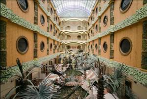 V3 Hotel Surabaya - Interior