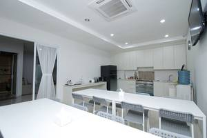 MK House Tulodong SCBD - Interior