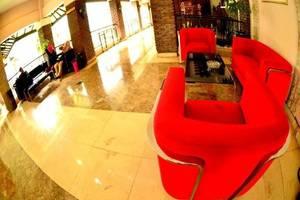 Topas Galeria Hotel Bandung - Lobi