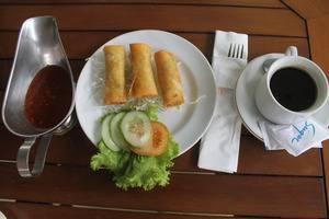 Topas Galeria Hotel Bandung - Coffebreak