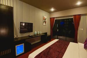 L Amore Hotel Seminyak Bali - Kamar tamu