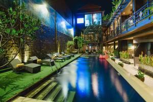 L Amore Hotel  Seminyak Bali - Kolam Renang