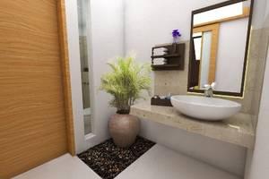 De Lemon Gatsu Hotel Bali - Kamar mandi