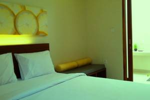 De Lemon Gatsu Hotel Bali - Kamar Deluxe