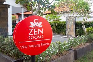 ZEN Premium Pecatu Tanjung Simah Bali - tampak depan hotel