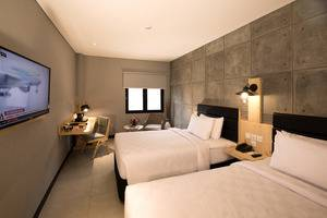 Ayaartta Hotel Malioboro Yogyakarta - Family twin Room