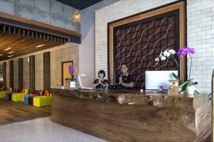 Ayaartta Hotel Malioboro Yogyakarta - Lobby