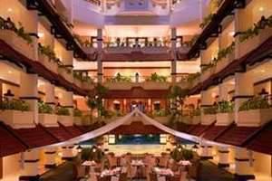 Sheraton Mustika Yogyakarta Yogyakarta - Halaman Hotel