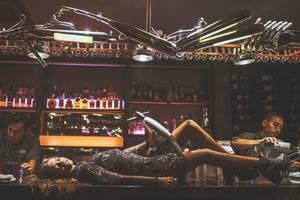 Dash Hotel Seminyak - Bar
