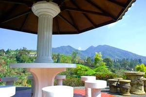 Resort Prima Coolibah Bogor - Gazebo