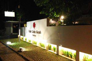 Graha Kinasih Kotabaru Jogja - night view