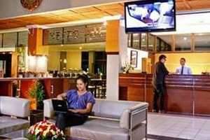 Wisma MMUGM Hotel Yogyakarta - Lobi