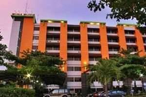 Wisma MMUGM Hotel Yogyakarta - Tampak Luar
