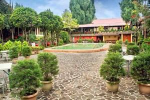 Hotel & Banquet Panorama Lembang Bandung - Eksterior