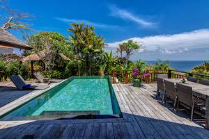 Karma Kandara Bali - Three Bedroom Ocean View Pool Villa