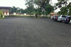 Bumi Gumati Sentul - Area parkir
