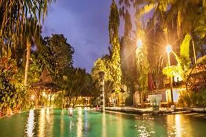 Lorin Dwangsa Solo Hotel Solo - Kolam Renang