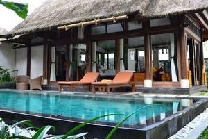 Villa Nirvana Bali - Kolam Renang