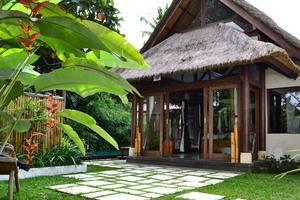 Villa Nirvana Bali - Tampilan Luar