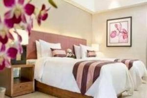 Anggrek Shopping Hotel Bandung - Superior Twin
