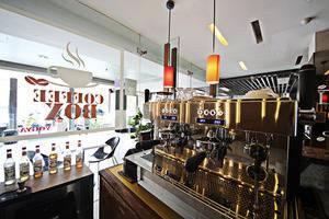 Anggrek Shopping Hotel Bandung - Coffee Box