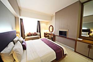 Anggrek Shopping Hotel Bandung - Deluxe Double Room